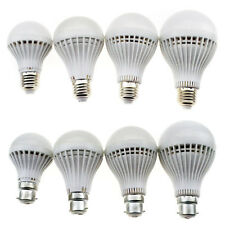 AU 10X B22 E27 4/6/8/10W LED Bulbs SMD 5730 Globe Light Lamp Warm/Day White 220V