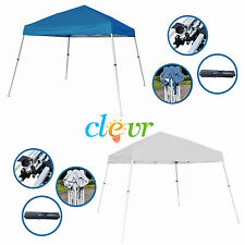 NEW Clevr 10'X10' EZ POP UP Wedding Party Tent Folding Gazebo Beach Canopy