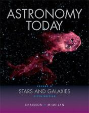 Astronomy Today Volume 2 Stars And Galaxies by Eric Chaisson (PH)