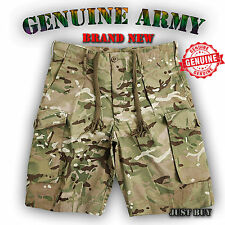 Multicam Shorts MTP Short Genuine British Army MTP Shorts Combat Short Brand New