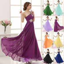 Norble Evening Formal Party Ball Gown Prom Bridesmaid Long Dresses Nice One