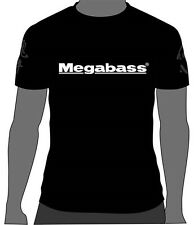 MEGABASS LOGO T-SHIRT SHORT SLEEVE select color and size