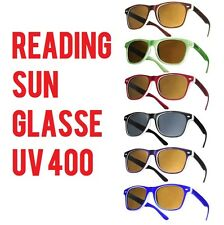 Sun Readers Reading Glasses Sunglasses UV400 Designer Spring Geek