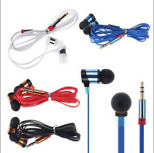 Stereo 3.5mm In Ear Headphone Earphone Earbud for iPhone iPod Samsung PC