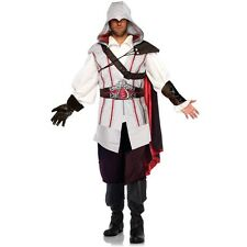 Men's Adult Video Game Assassin's Creed II Master Ezio Cosplay Costume BRAND NEW