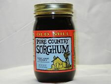 22 OUNCES OLD MILL PURE COUNTRY SORGHUM SYRUP 100% PURE