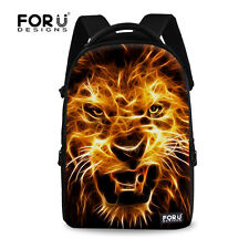 Men's Backpacks Boys School Bag Rucksack Travel Bags Satchel Bookbag Laptop Bag