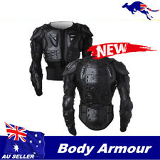 BOY GIRL Adult Body Armour Motorcycle Motocross Dirt Bike MX Pressure Suit