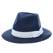New Mooloola Bruna Fedora in Blue | headwear Womens Headwear Womens Hats
