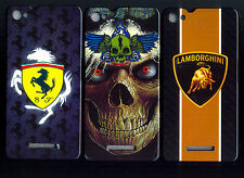Imported Soft Printed Back Case Cover For MICROMAX CANVAS HUE 2 A316