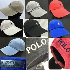 Selection of Ralph Lauren POLO Baseball Caps - Many Colours/Styles