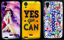 Imported PRINTED Back Case Cover For Micromax Canvas Selfie Lens Q345