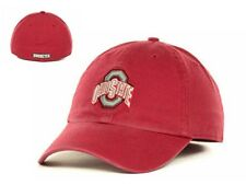 Brand New NWT Ohio State Buckeyes Red 47 Brand Franchise Cap Hat NCAA - GD