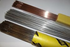 TIG brazing rods 10 x  sifbronze no 968 1.6mm x 445mm