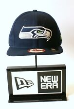 New Era 9FIFTY Seattle Seahawks NFL American Football Blue Snapback Baseball Cap