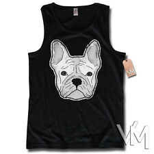 Tank Top - French Bulldog - French Bulldog Dog Shirt Size S M L XL XXL