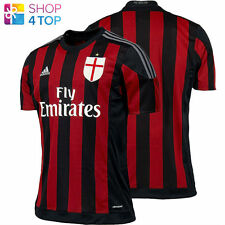 AC MILAN ADIDAS HOME JERSEY 2015 2016 FOOTBALL CLUB SOCCER OFFICIAL MENS NEW
