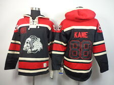 Old Time Hockey Chicago Blackhawks Patrick Kane Sawyer Hooded Sweatshirt