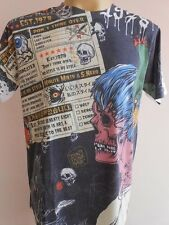 Minute Mirth Skull Surgery Tattoo Men T shirt M L