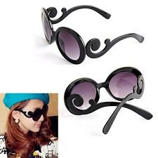 Butterfly Clouds Arms Semi Transparent Round round Swirl Design Sunglasses