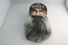 DUCK DYNASTY ROLEPLAY BEARD UNCLE SI ROBERTSON HALLOWEEN COSTUME COMMANDER NEW