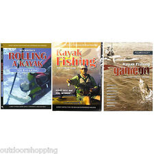Heliconia Press The Heliconia Press Dvd's - Ideal For Kayaking, Sea Kayaking