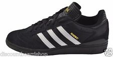 Adidas BUSENITZ PRO Black White Black Skate Discounted (215) Men's Shoes