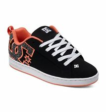 DC Shoes Women's Court Graffik SE Shoes - Black (KRS)