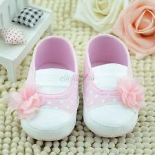 Cute Floral Soft Sole Anti-slip Princess Crib Shoes For your baby Newborn girls
