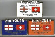 Euro 2016 Qualifier - England v Switzerland