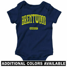 Brentwood Represent One Piece - CA TN MO Baby Infant Creeper Romper - NB to 24M