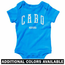 Cabo San Lucas Mexico One Piece - Resort Baby Infant Creeper Romper - NB to 24M