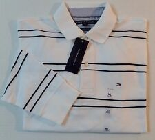 Tommy Hilfiger Men Polo Rugby Long Sleeve Shirt.