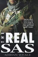 THE REAL SAS, ADRIAN WEALE, Used; Good Book