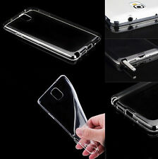 TPU Silicone Soft Back Cover Case For Samsung Galaxy i9500 S5 Note 4 N9100
