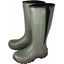 New Jack Pyke Countryman Wellington Boots. Zip Side Wellies With Neoprene Lining