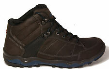 ECCO shoes ULTERRA hiking boots Yak leather brown HYDROMAX NEW