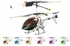 USB Metal 3-Ch Remote Control Mini RC 6020 Helicopter