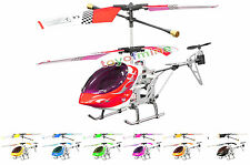 Gyro Metal Mini 3CH Infrared Helicopter Swift 6020-1