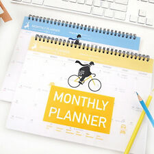 [London Monthly Planner] Diary Scheduler Book Journal Monthly Planner