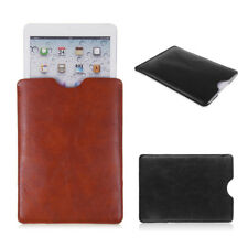 "Leather Sleeve Bag Case Cover Pouch for 7"" MID Tablet iPad Mini 1 & 2 3 4 Retina"