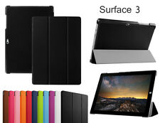 Fashion Leather Dock Holder Case Cover For Microsoft Surface3 10.8 / Surface RT3