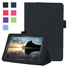 Slim Shockproof Leather Magnetic Flip Stand Smart Case For Amazon Kindle Fire 7