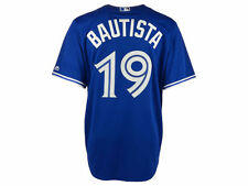 "Toronto Blue Jays ""JOSE BAUTISTA "" Majestic ""MLB Men's Player CB Jersey"""