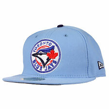 Toronto Blue Jays Authentic Fitted MLB Baseball Cap (Sky Blue)