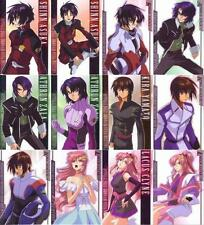 big card official Gundam Seed destiny Mobile suit anime