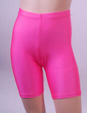 Lycra Cycle Shorts - Flo Colours
