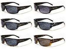 BIOHAZARD BZ108 DESIGNER MENS WOMENS LADIES MENS WRAP SUNGLASSES 5 COLOURS NEW