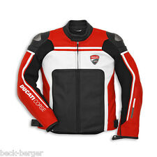DUCATI Dainese CORSE ´14 Leather Jacket Leather Jacket perforated NEW