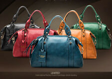 New  Women Leather Handbag Shoulder Bag Crossbody Tote Fashion Messenger Bag